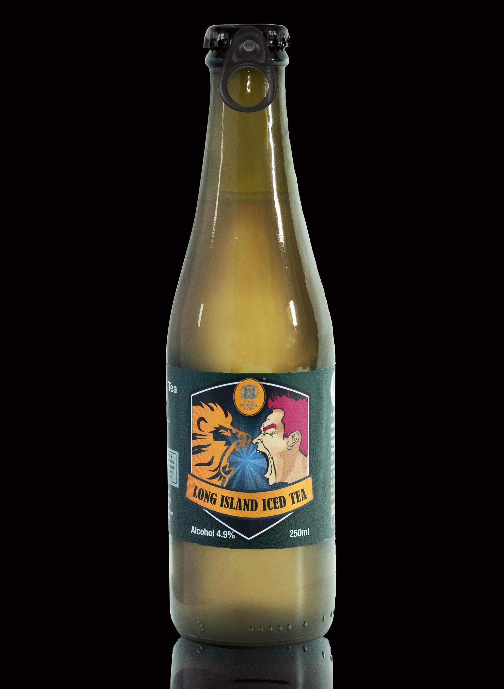 RTD_Long Island Iced Tea_glass bottle